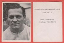 West Germany Erich Juskowiak Fortuna Dusseldorf (6)
